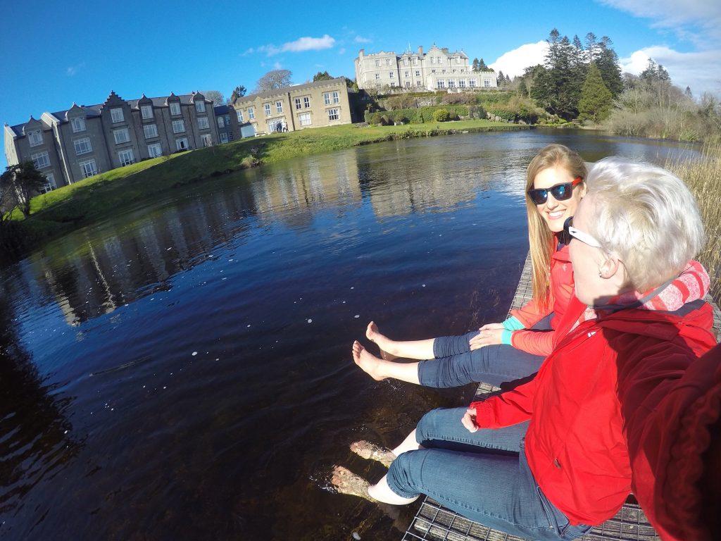 Ballynahinch castle Lake