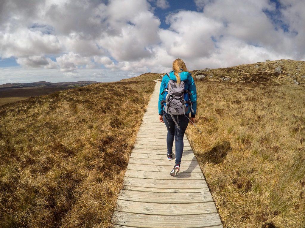 Diamond hill Connemara