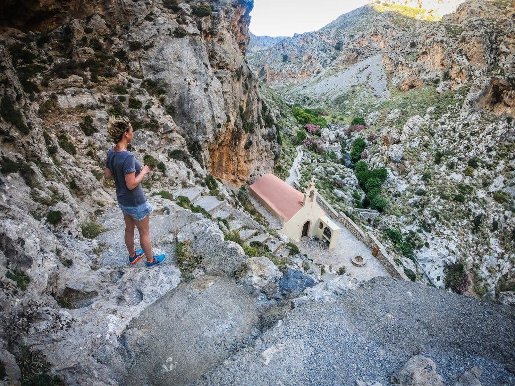 Kourtaliotiko Gorge Crete