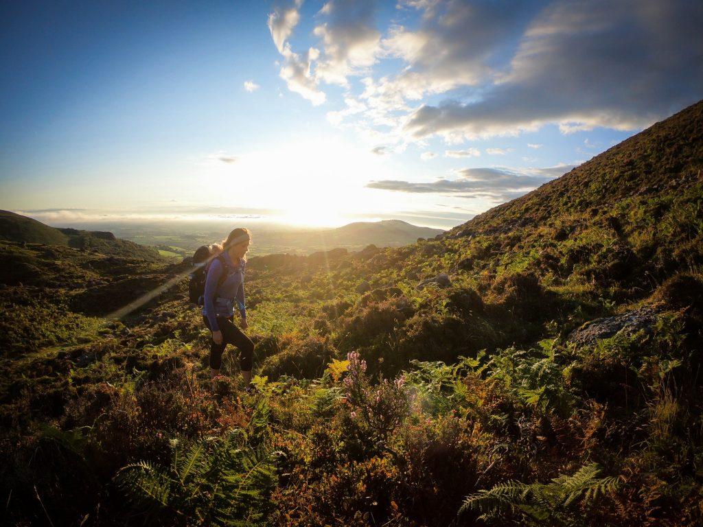 Comeragh Mountains Climb