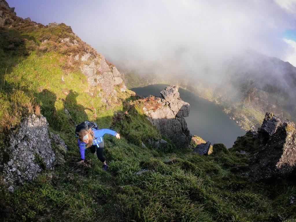 Coumshingaun Lake - Fiona Madden