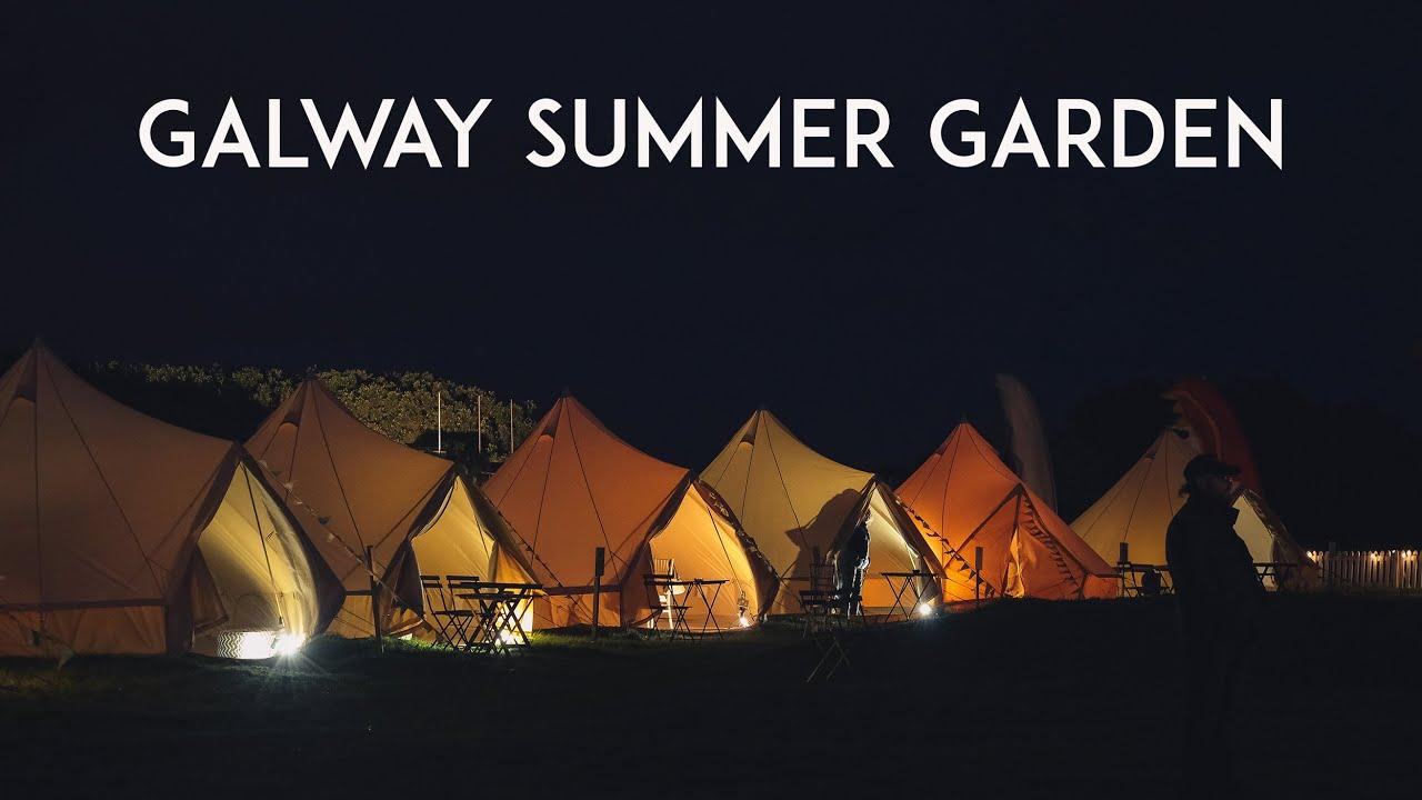 galway summer garden