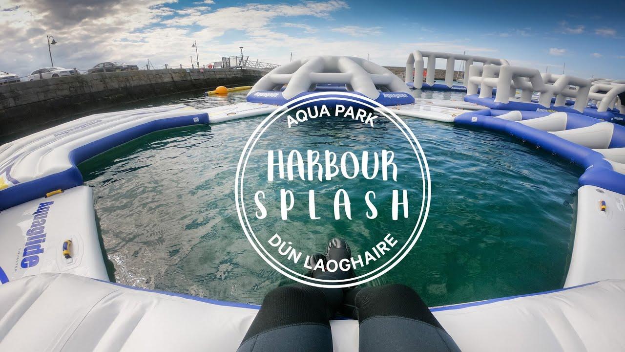 harbour splash promotional video