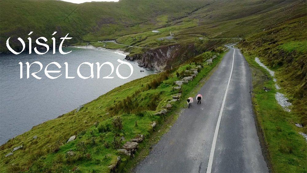 Visit Ireland promotion video