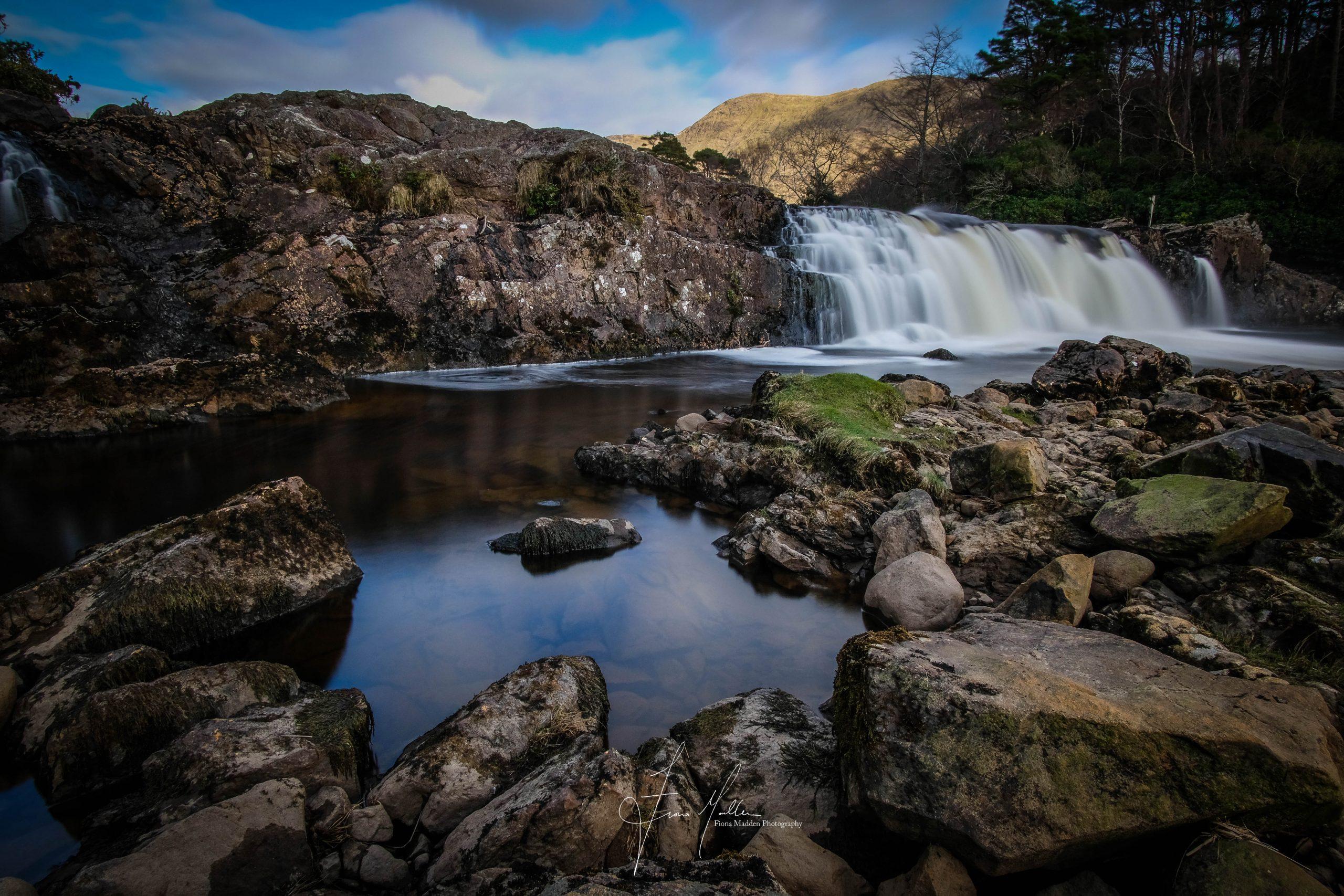 waterfall-ireland-fiona-madden-photography