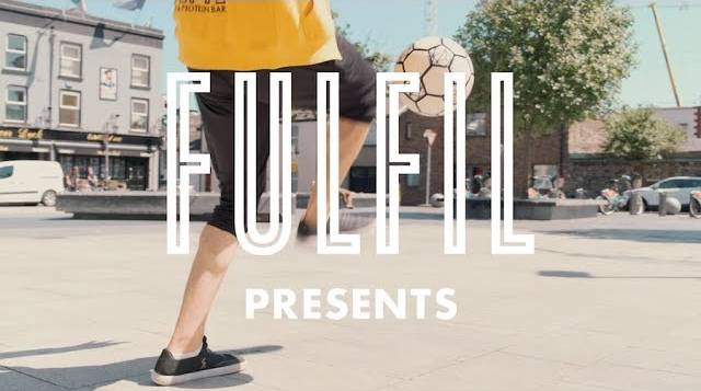 Fulfil promotional video Conor Reynolds - Fiona Madden Photography