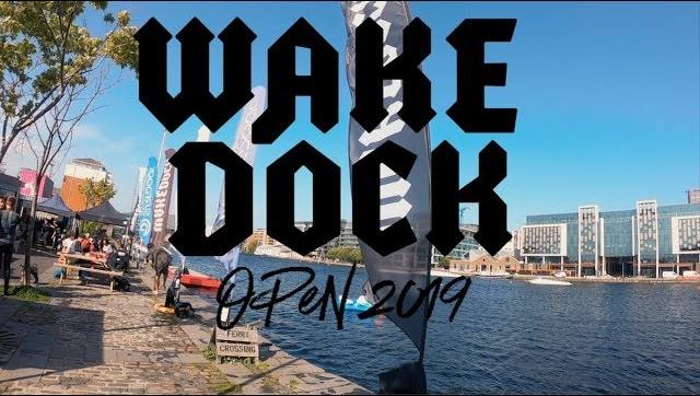 Wake dock open 2019 Fiona Madden Photography promotional video